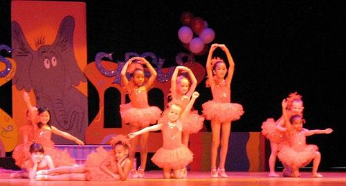 mejorar coordinación niños con baile