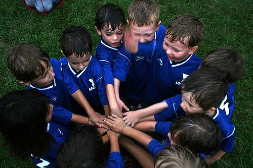Campeonatos deportivos para niños