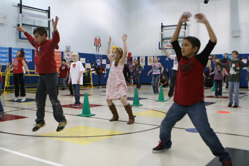 Fiestas del deporte para familias