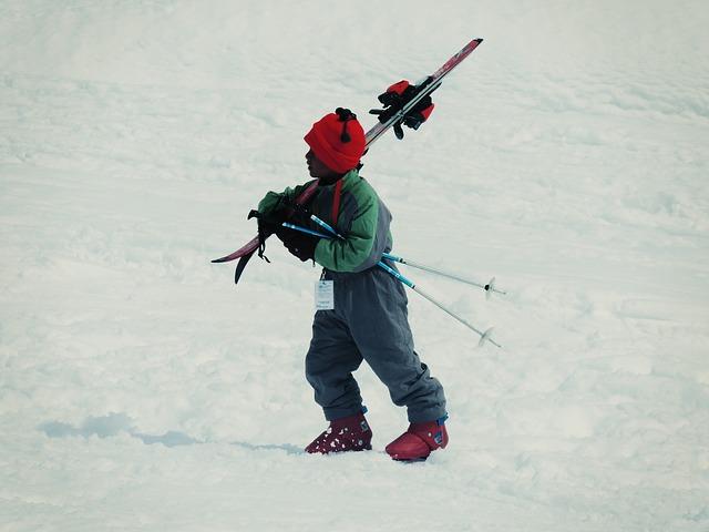 Como equipar a un niño para el deporte
