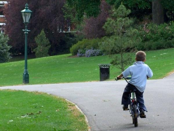 Cómo aprender a montar en bicicleta