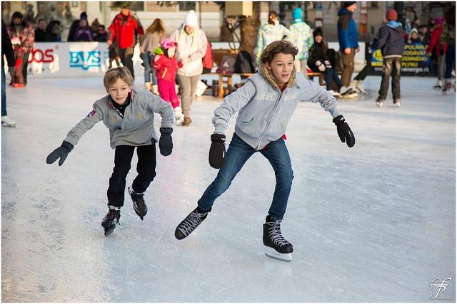 Como enseñar a patinar a un niño