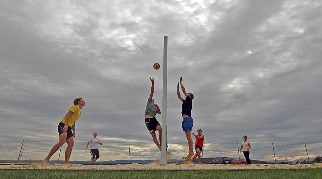 3 deportes para practicar en arenas