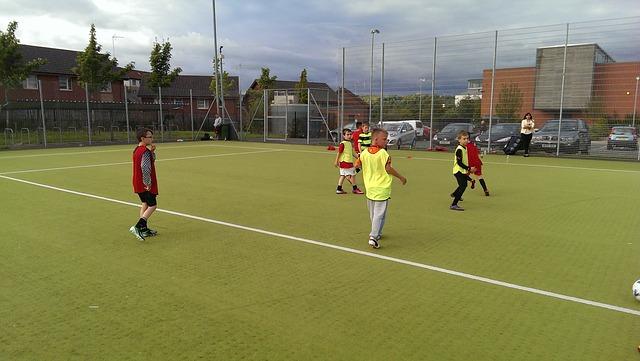 Campeonatos infantiles en Andalucía en Junio