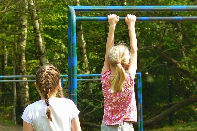 4 Técnicas de estiramiento muscular para niños activos