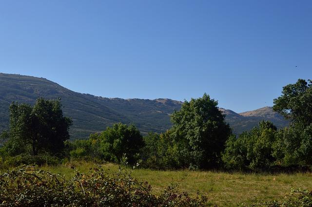 Las principales rutas por la sierra de Madrid para las familias