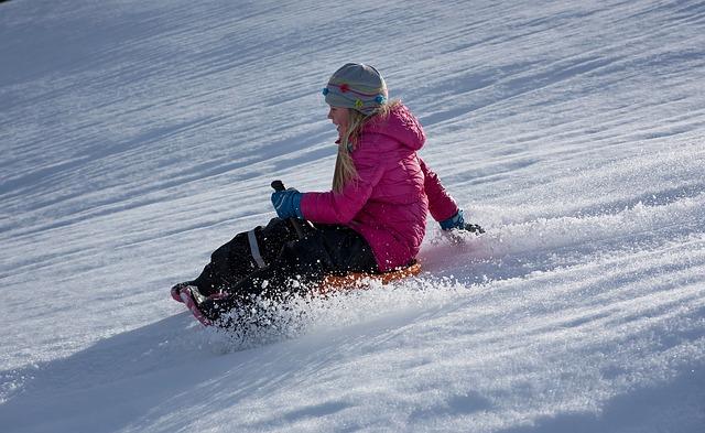 Consejos e ideas para ir a la nieve con los niños
