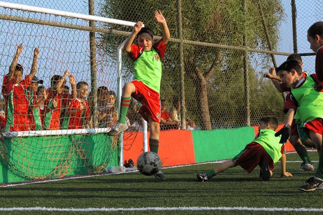 Cinco citas de deporte infantil en Madrid en Mayo