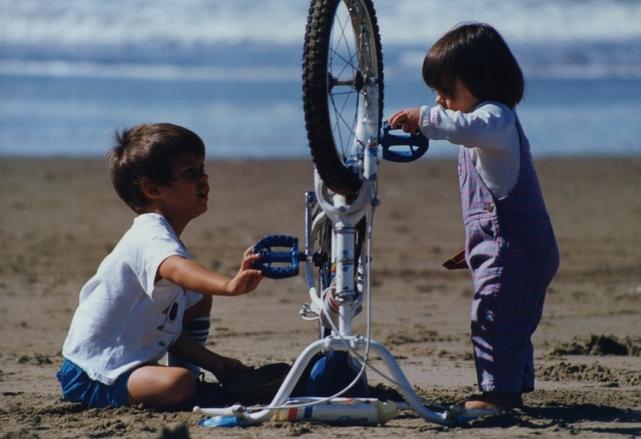 Rutas de bicicleta en familia y con niños en Andalucía