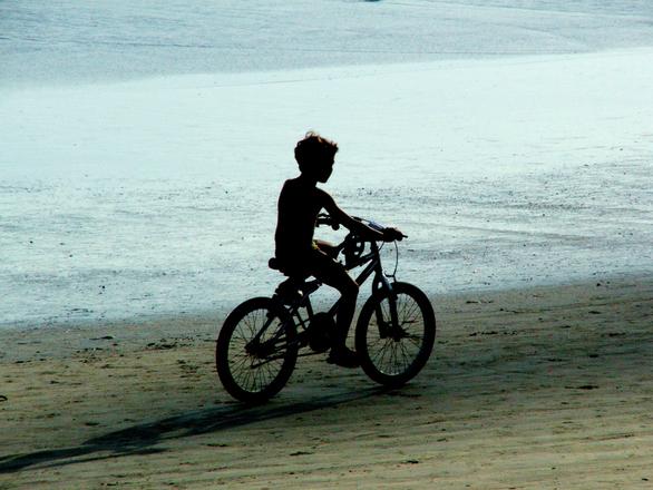 Rutas de bicicleta en familia en Andalucía