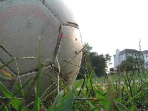 el entrenamiento de fútbol para niños