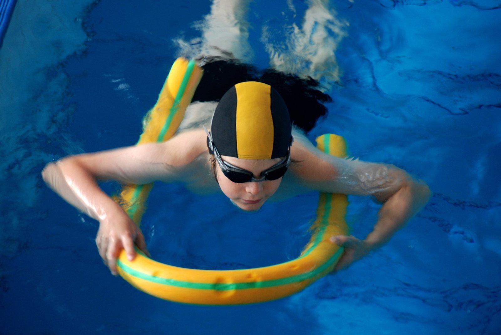 Nociones para aprender a nadar