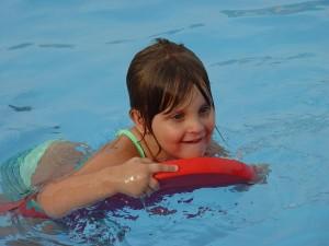Las ventajas de aprender a nadar